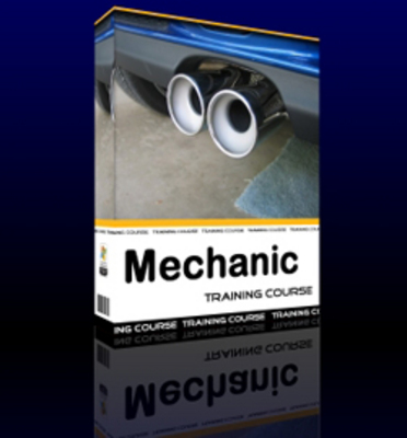 Product picture Vehicle Automotive Mechanic Training Course - 10 Volumes