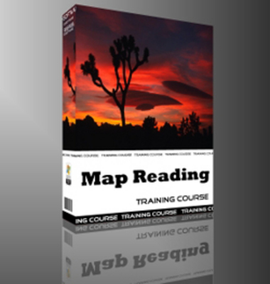 Product picture Map Reading Orienteering Training Course Manual