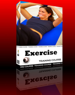 Product picture Exercise Physical Aerobic Fitness Training Course Manual