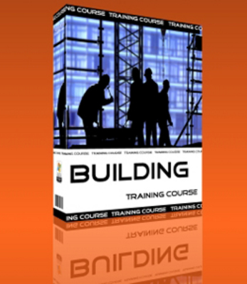Product picture Building Construction Training Course Manual Book