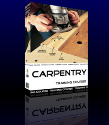Product picture Carpentry Joiner Joinery Training Course Manual Guide Book